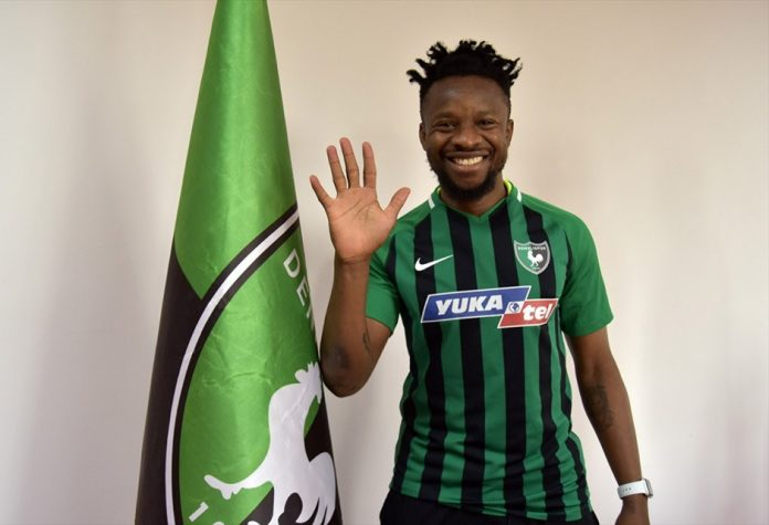 Onazi Set To Join Another Serie A Club