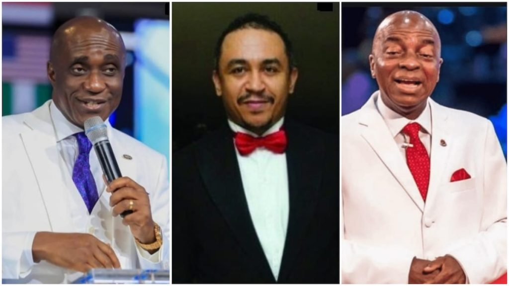 Daddy Freeze Finally Replies Pastor David Ibiyeomie Over Death Threat