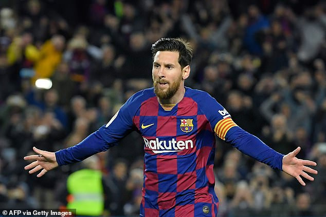 Lionel Messi Becomes Football's Second Billionaire As He Fends Off Competition From Cristiano Ronaldo To Top Forbes' List Of High Earners