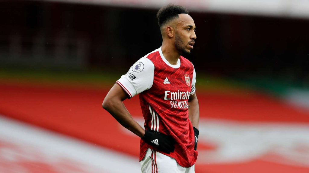 Aubameyang Has Declined Since Signing New Arsenal Contract – Bent