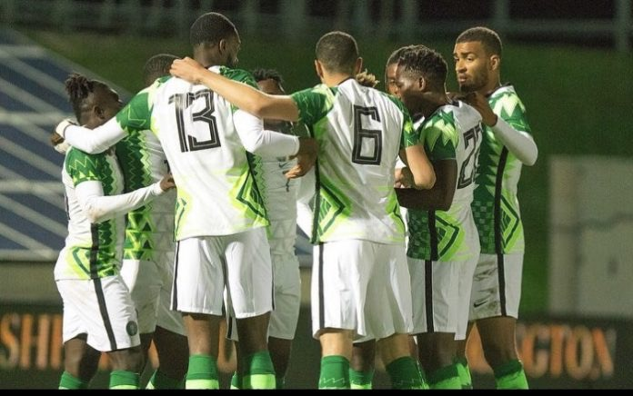 The Super Eagles Of Nigeria Have Dropped Three Places In