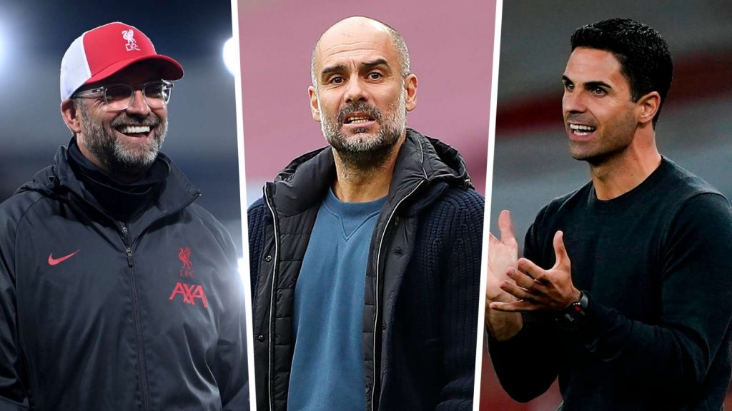 How Guardiola Risks Being Left Behind By Klopp, Mourinho And Even Arteta