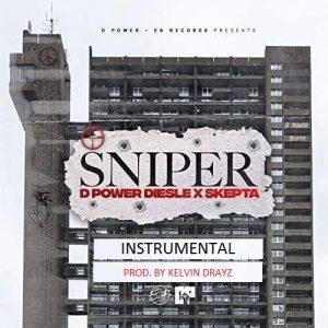 Download Instrumental:- Diesel Ft Skepta, And Sniper – D Power (Remake By Kelvin Drayz)