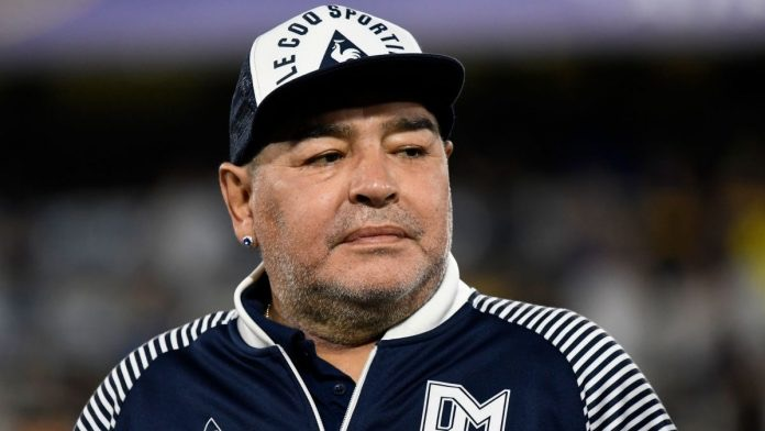 BREAKING: Soccer Legend Diego Maradona Is Dead