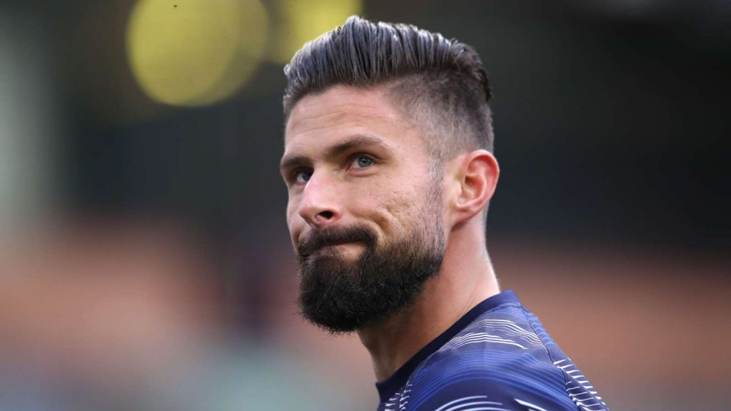 Giroud To Seek Chelsea Exit In January (See Details)