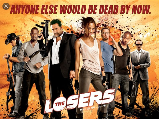 Download Download Movie:- The Losers - 9jaflaver Nollywood Movie