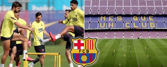 Breakdown Of Barcelona Total Debts Of €126 Million