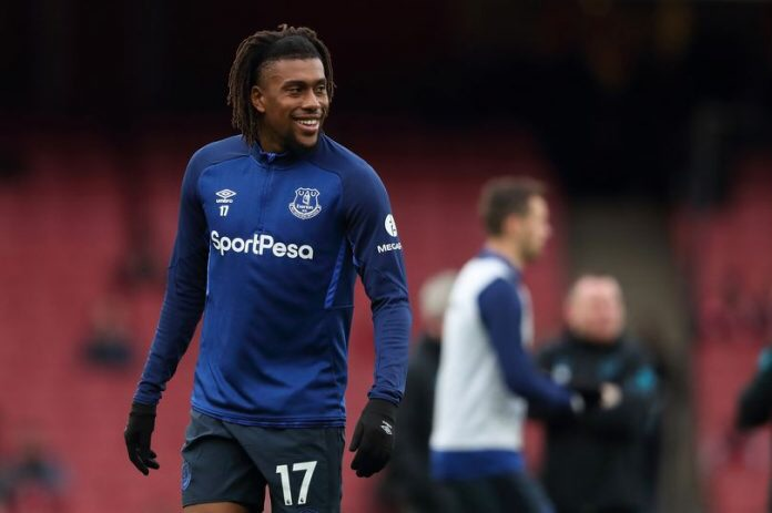 Iwobi Expect A Better 2021