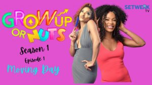 Nollywood Movie: Grown Up Or Nuts (Season 1, Episode 1)