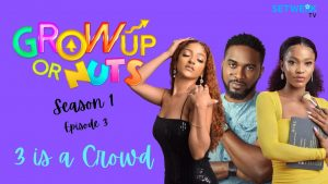 Nollywood Movie: Grown Up Or Nuts (Season 1, Episode 3)
