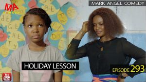 Comedy Video: Mark Angel – Holiday Lesson