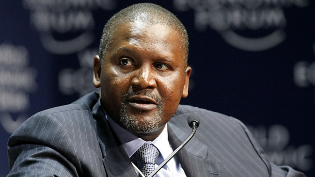 SO SAD: Africa's Richest Man, Aliko Dangote Reportedly Losses $900 Million In 24 Hours