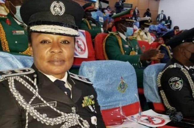 First Female Commissioner Of Police Takes Charge of Oyo State (Photo)