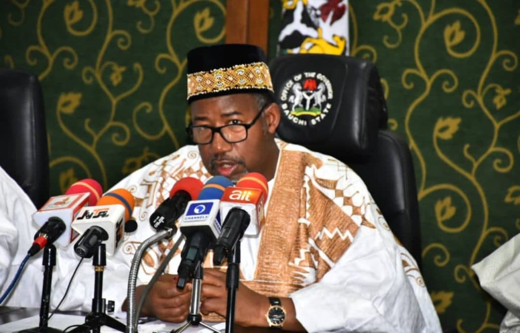 Igbo, Yoruba, Hausa Are Real Beneficiaries Of Banditry – Governor Bala Mohammed