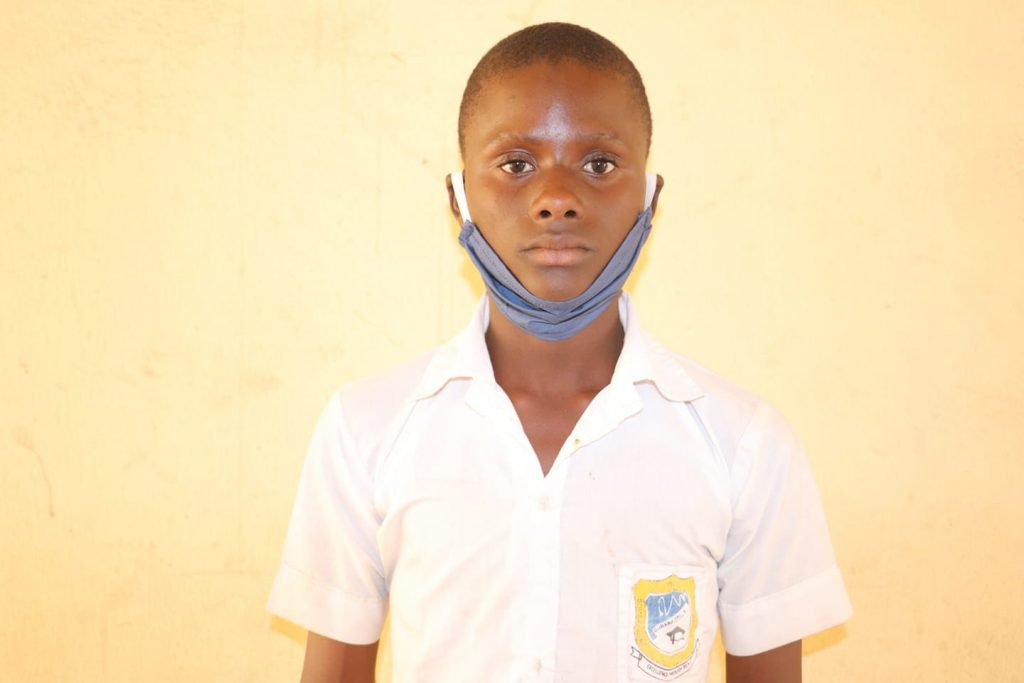 Face Of 15-Year-Old Niger Student Who Wrote Fake Threat Letter Of Impending Kidnapping To His School
