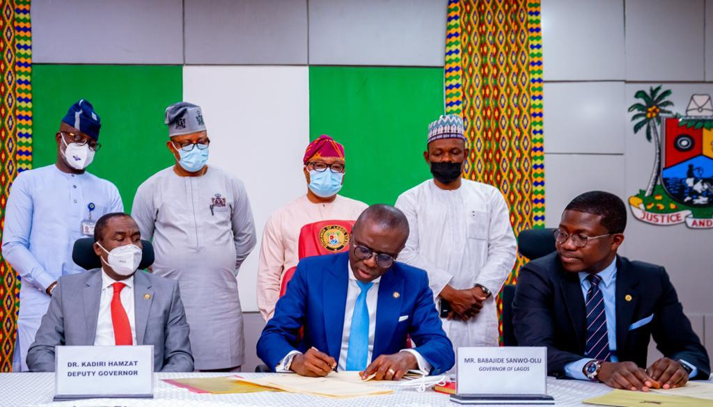 Sanwo-Olu Approves 21-Year Jail Term For Cultists, Signs Anti-Cultism Bill  » More Naija