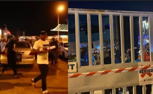 Over 200 Arrested At Cubana Night Club For Flouting COVID-19 Protocols