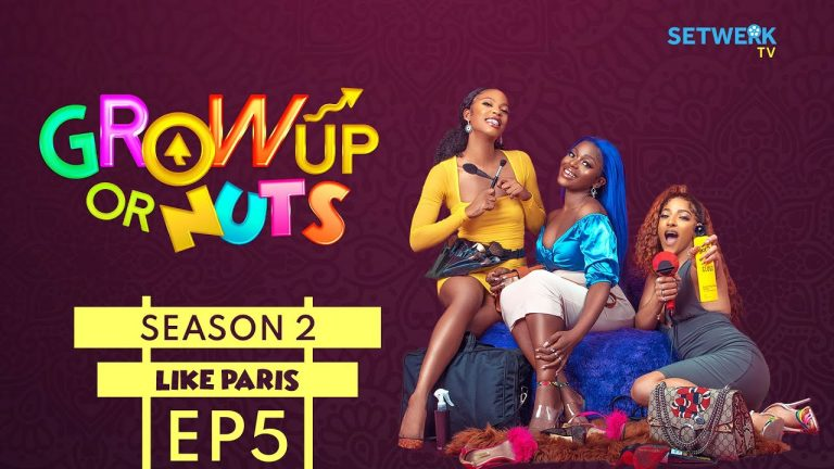 Nollywood Movie: Grown Up Or Nuts (Season 2, Episode 5)