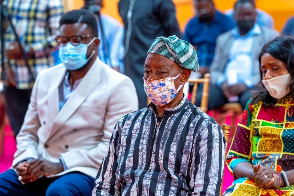Sanwo-Olu Inagurates 9-member Committee On Film Production Empowermemt