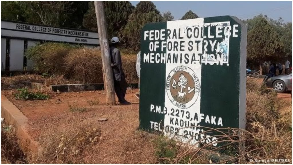 27 Abducted Students Of Kaduna College Of Forestry Regain Freedom