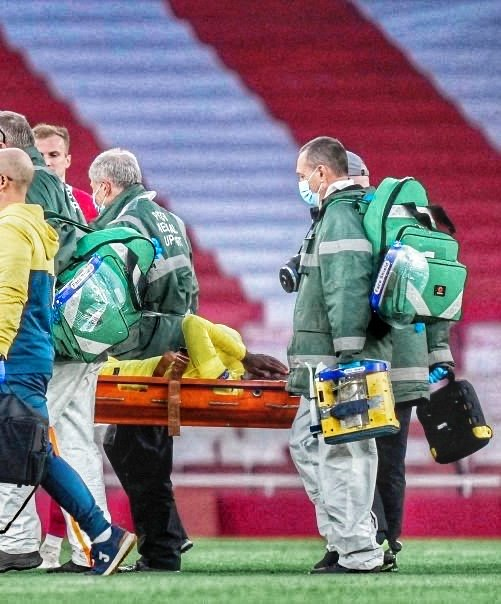 Villarreal Confirm Chukwueze Injury Blow Leaving Winger Doubtful For Europa League Final With Man United