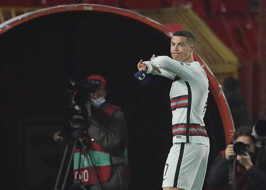 What Happened After Cristiano Ronaldo Threw His Captain's Armband At The End Of Portugal's Game Against Serbia?