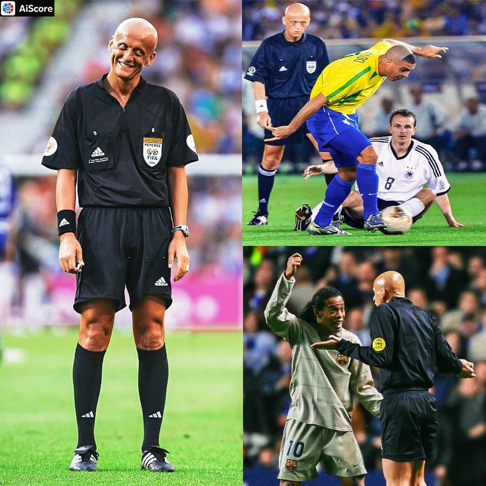 The Best Referee Of All Time, Pierluigi Collina