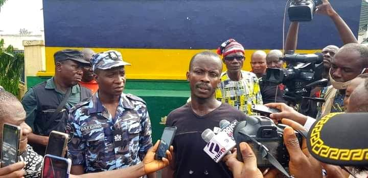 """Imo Attacks: Our Funding Comes From Abroad, """"Juju"""" From Aguleri- ESN Terrorists"""