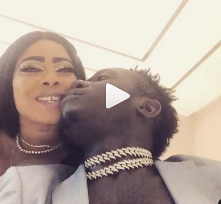 Duncan Mighty Shares Video Of Him Kissing A New Woman After Separation From Wife