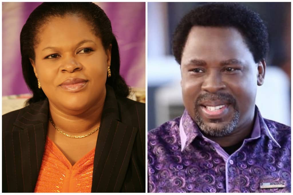 Only God Can Lessen Our Heartache – TB Joshua's Wife Breaks Silence