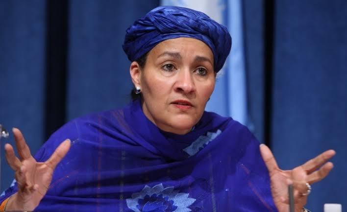 UN: Buhari Congratulates Guterres, Amina Mohammed Over Reappointments