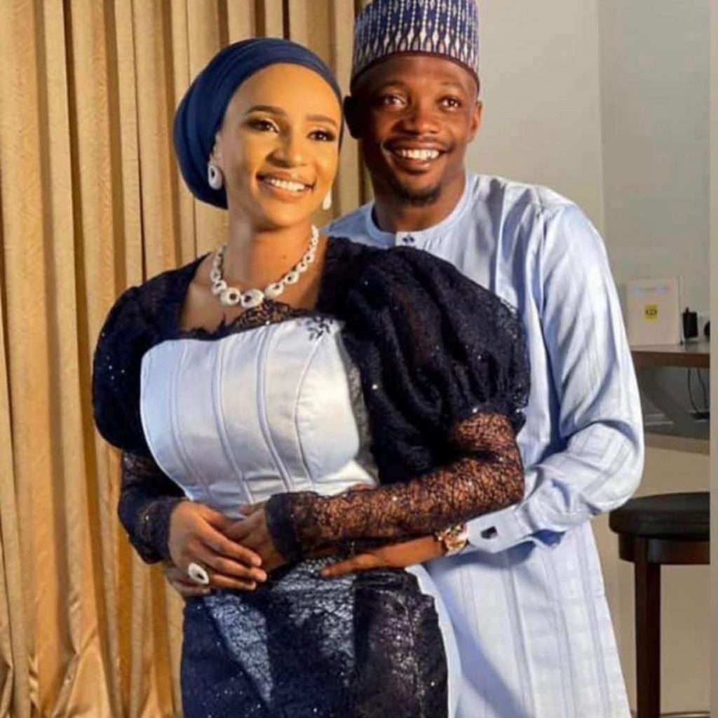 Ahmed Musa Marries Mariam – His Third Marriage (Photos)