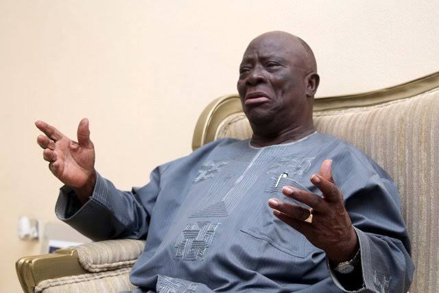 Ayo Adebanjo: Buhari Wants To Provoke Nigerians To Go To War