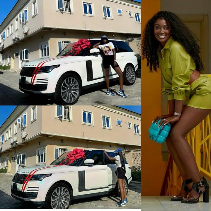 Fashion Designer, Tolu Bally Acquires 2020 Range Rover ...