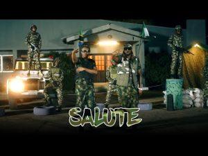 Download Video:- Alikiba Ft Rudeboy – Salute