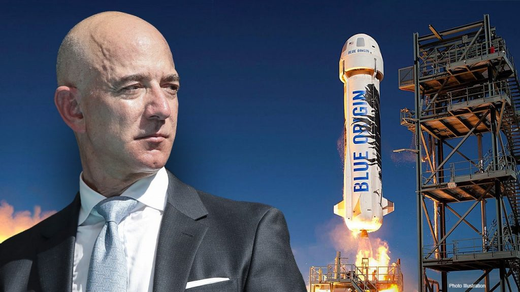 the worlds richest jeff bezos and three other