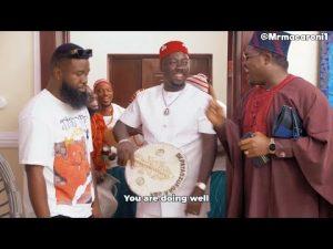 Download Comedy Video:- Mr Macaroni – Obi Cubana Visits Daddy Wa