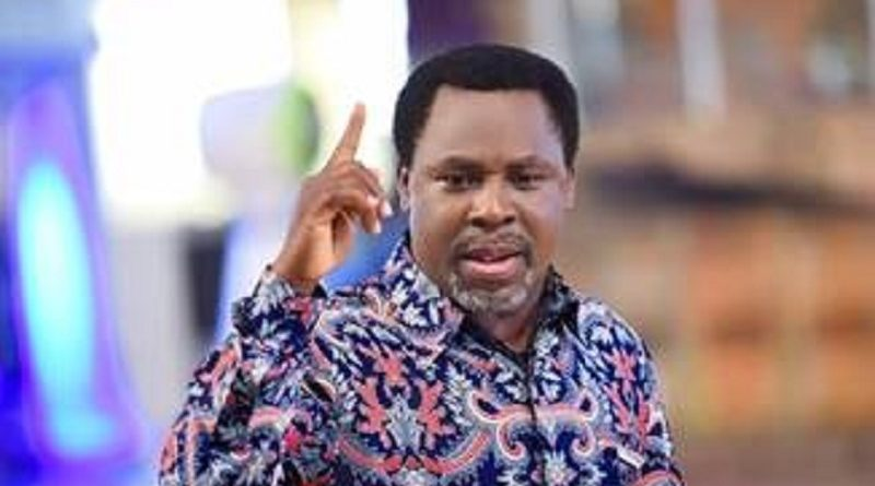Why People Hate SCOAN Founder, TB Joshua – CAC Prophet, Abiara