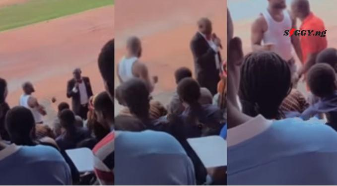 UNN Student Offers Lecturer W**d In Class