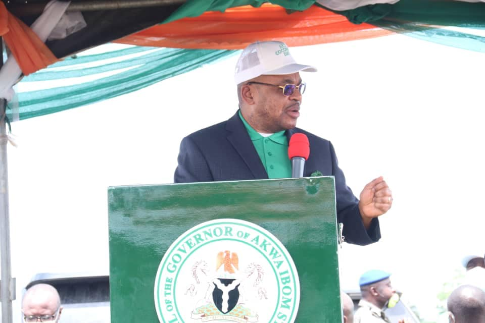 Udom Flags Off The Planting Of 300,000 Special Breed Of Coconut Seedlings