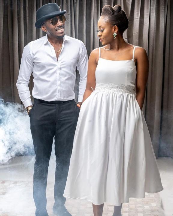 Bovi And Kris Asimonye Celebrate 12-Year Wedding Anniversary