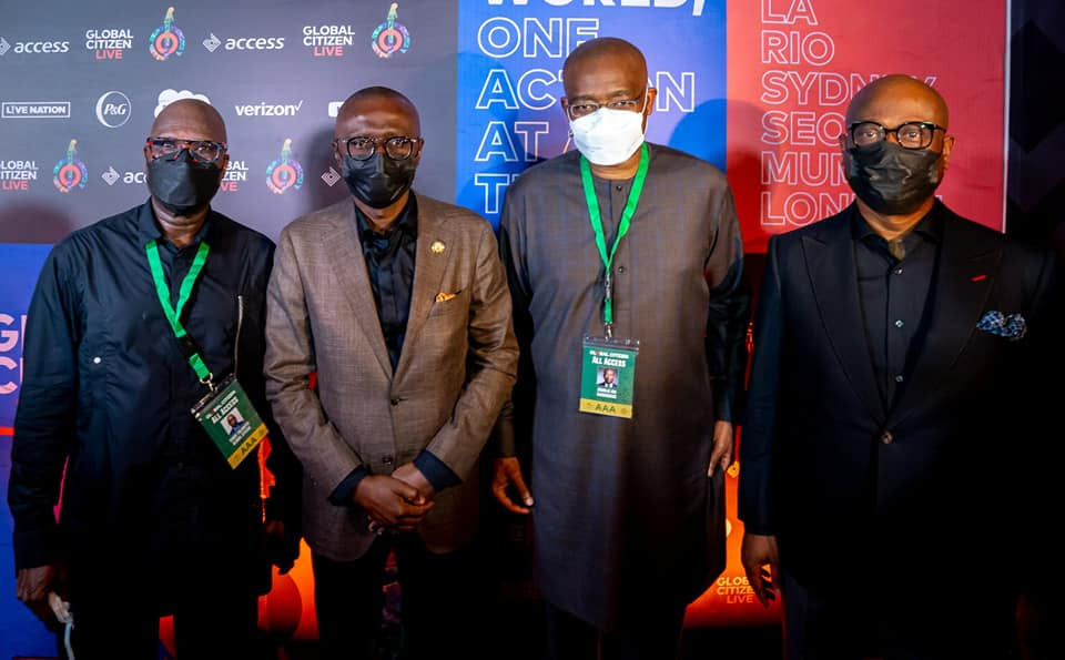 COVID-19: Sanwo-Olu Charges World Leaders On Vaccine Equity, Targets 30%