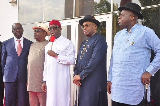 2023 Presidency: Southern Governors' Position May Alter PDP's Zoning Arrangement