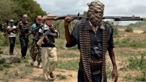 Drama As Gunmen Invade Political Meeting In Enugu, Says No Election On Biafra Land