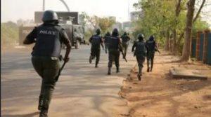 BREAKING: Gunmen Kill Three Policemen, Injure Two In Anambra