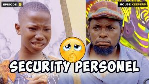 Download Comedy Video:- Mark Angel – Security Guard